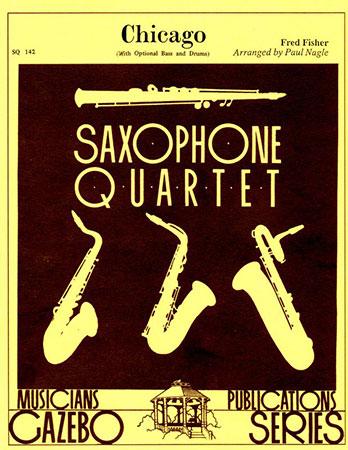 Chicago-Saxophone Quartet