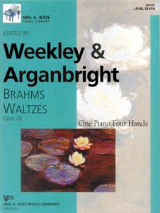 Brahms Waltzes Op. 39
