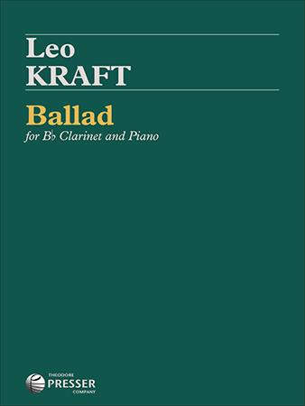 Ballad-Clarinet/Pf