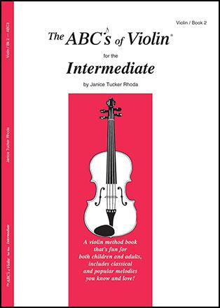 ABC's of Violin No. 2 Intermediate