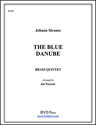 Blue Danube-Brass Quintet