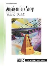 American Folk Songs-Piano Solo