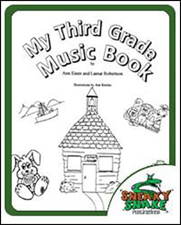 My Music Book Series Cover
