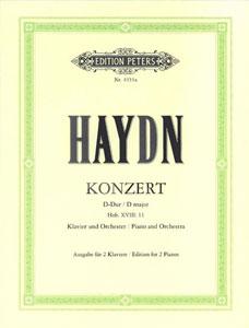 Concerto in D Major-2 Piano/4 Hands