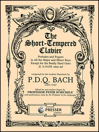 Short-Tempered Clavier, The