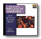 All Star Percussion Ensemble-CD