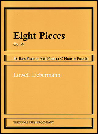 Eight Pieces-Flute