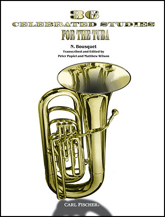 36 Celebrated Studies for the Tuba