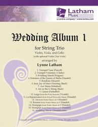 Wedding Album No. 1-Violin/Viola/Cello