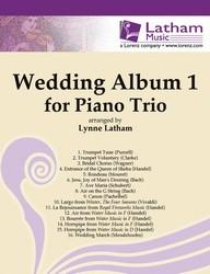 Wedding Album-Piano Trio