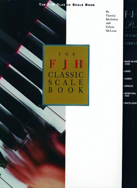 FJH Classic Scale Book
