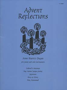 Advent Reflections-Piano/Solo Inst