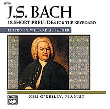18 Short Preludes-CD