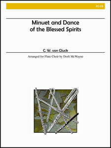 Minuet and Dance of the Blessed Spirits