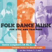 Folk Dance Music for Kids and Teachers