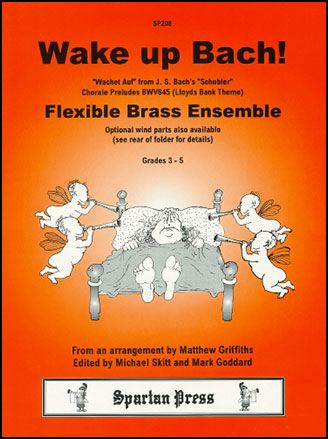Wake up Bach-Brass Ensemble