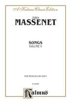 Songs Volume 5-Med Low