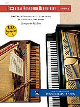 Essential Keyboard Repertoire Cover