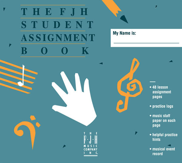 FJH Student Assignment Book