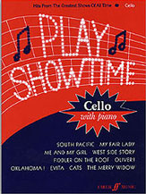 Play Showtime No. 1-Cello