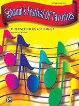 Schaums Festival of Favorites