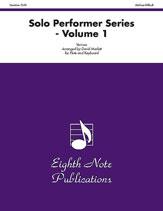 Solo Performer Series Vol 1-Flute