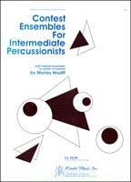 Contest Ensembles for Intermediate Percussionists
