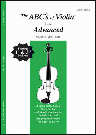 ABC's of Violin No. 3