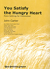 You Satisfy the Hungry Heart
