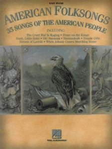 American Folksongs for Piano