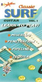 Classic Surf Guitar Vol 1