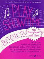 Play Showtime No. 2-Alto Saxophone     Cover
