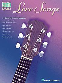 Love Songs-Guitar Tab