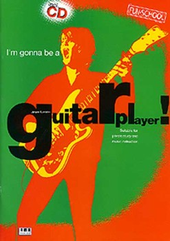 I'm Gonna Be a Guitar Player-Book and CD