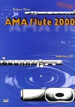 Ama Flute 2000 No. 1-Book and CD
