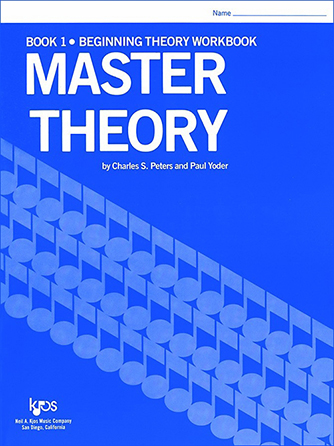 Master Theory Workbook Series