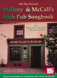 Mallory and McCalls Irish Pub Songb