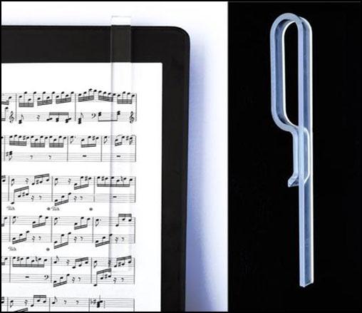 Music Clip-Transparent