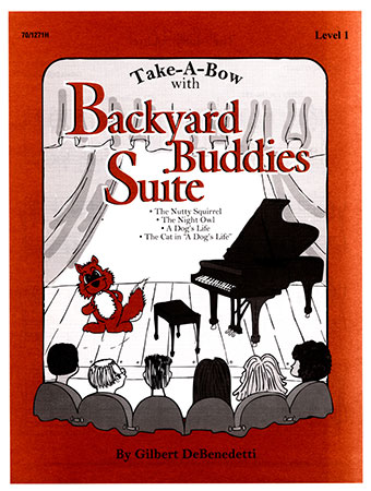 Backyard Buddies Suite