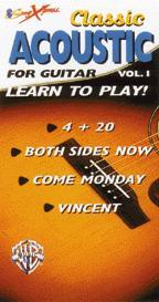 Classic Acoustic Guitar No. 1