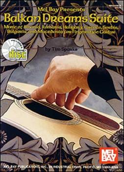 Balkan Dreams Suite-Book/CD
