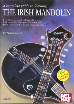 Irish Mandolin-Book
