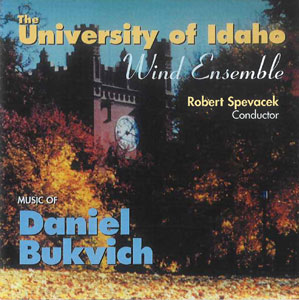 Music of Daniel Bukvich Cover