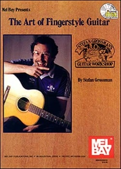 Art of Fingerstyle Guitar-Book and CD