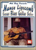 Texas Blues Guitar Solos-Tab by LIPSCOMB, M / BOW | J W
