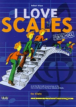 I Love Scales-Flute
