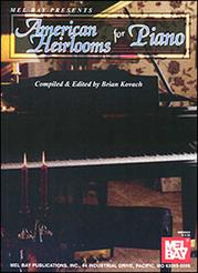 American Heirlooms for Piano