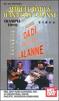 Marcel Dadi and Jean Felix Lalanne