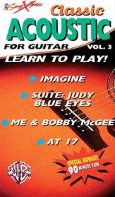 Acoustic Classics No. 3-VHS