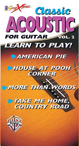 Classic Acoustic No. 2-VHS